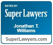 Rated by Super Lawyers Jon Williams Franco SuperLawyers.com